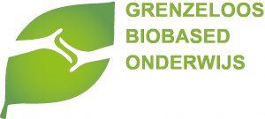 ontwerp logo GBO 10 groen achtergrond transparant